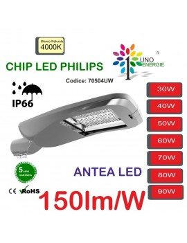 ARMATURA STRDALE ANTEA IP66 CHIP LED PHILIPS 30W 40W 50W...